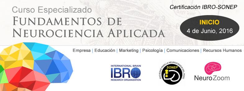 curso 2016 IBRO SONEP Fundamentos Neurociencia